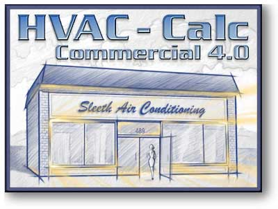 Commercial HVAC Load Calculations